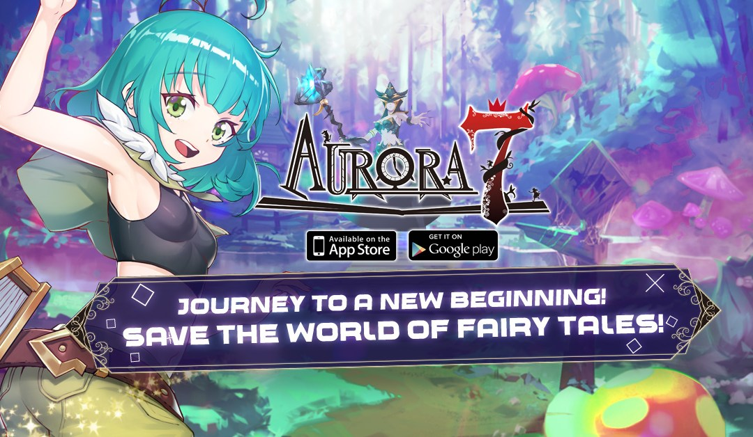Mobile ARPG AURORA 7 launching in Malaysia, Singapore & The Philippines