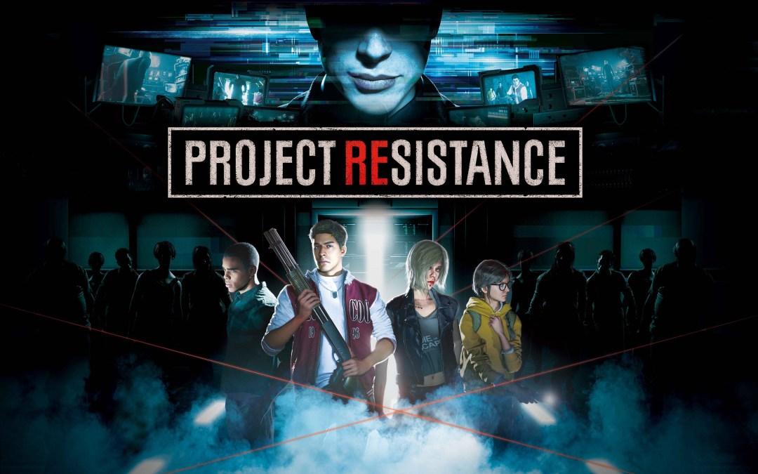 Capcom Reveals more Info about Project Resistance