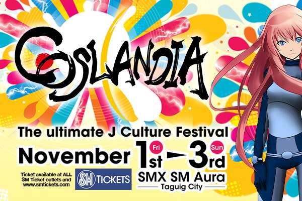 Get ready for Coslandia 2019