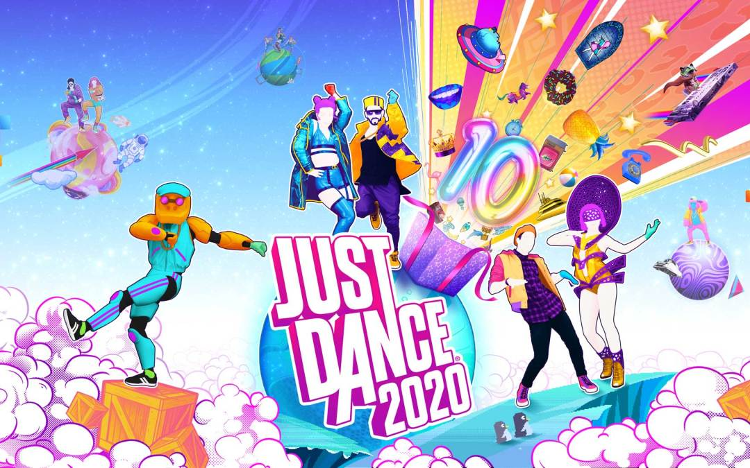 Celebrate 10 Years of Just Dance with New Tracks from Asia