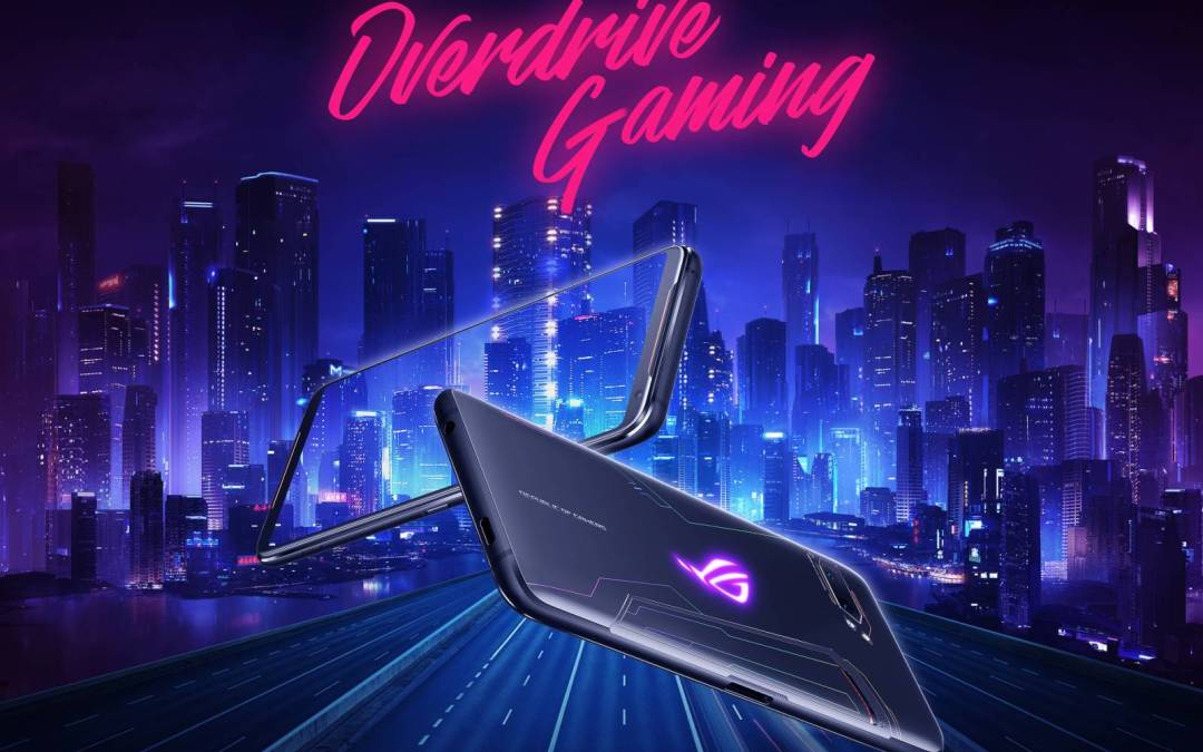 ROG Phone 2 512GB Preorder is now Open