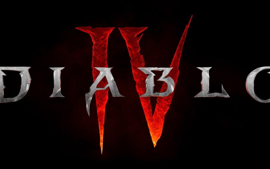 Diablo IV Revealed at BlizzCon 2019