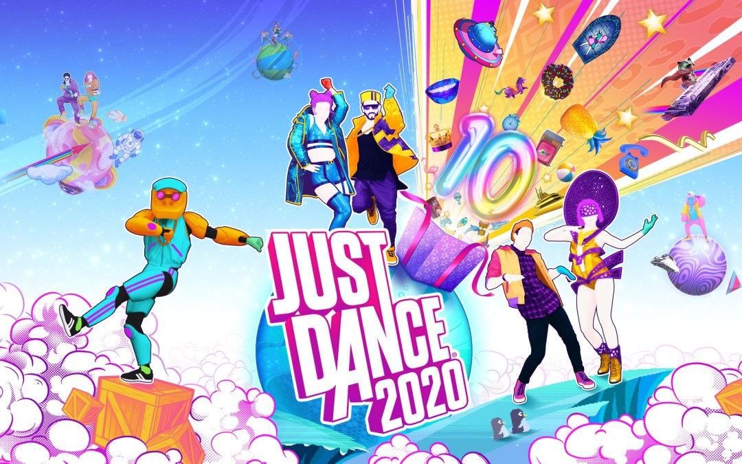 Just Dance 2020 is Now Available