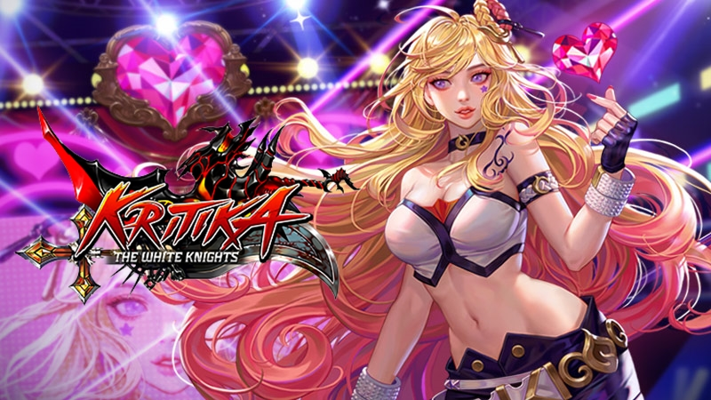 New Character Lina Debuts in Kritika: The White Knights