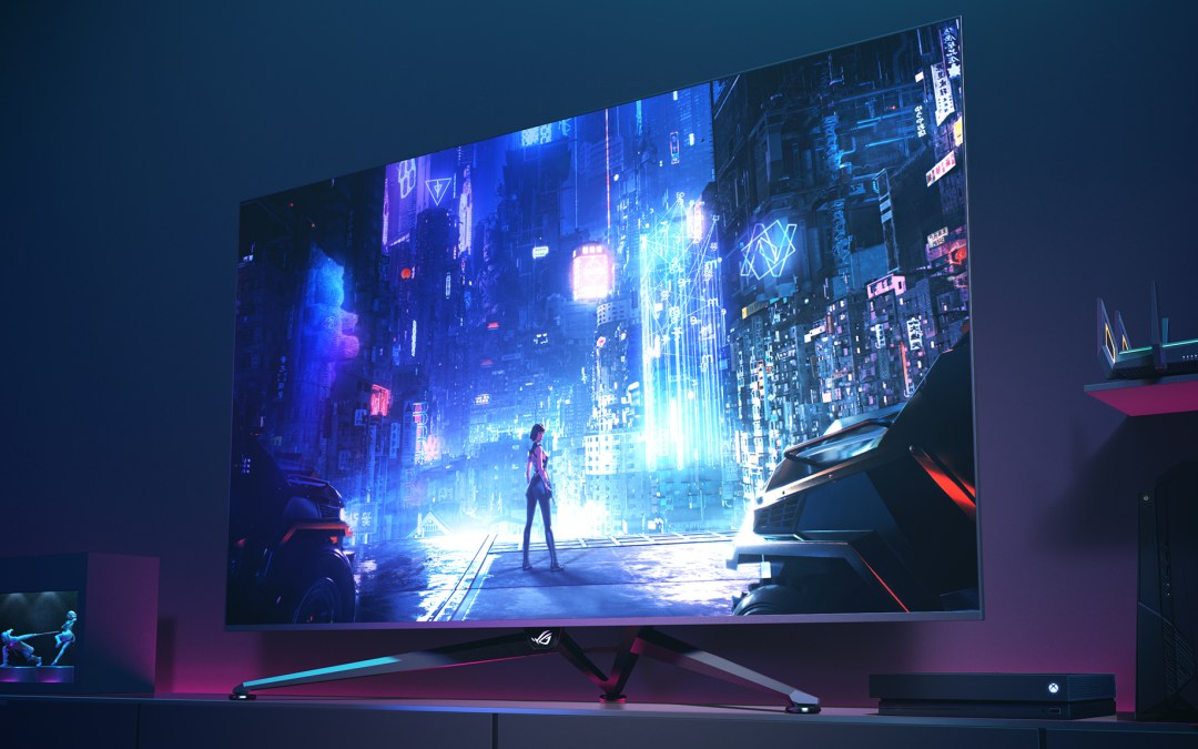 ASUS Republic of Gamers Swift PG65UQ Big Format Gaming Display is Now Available