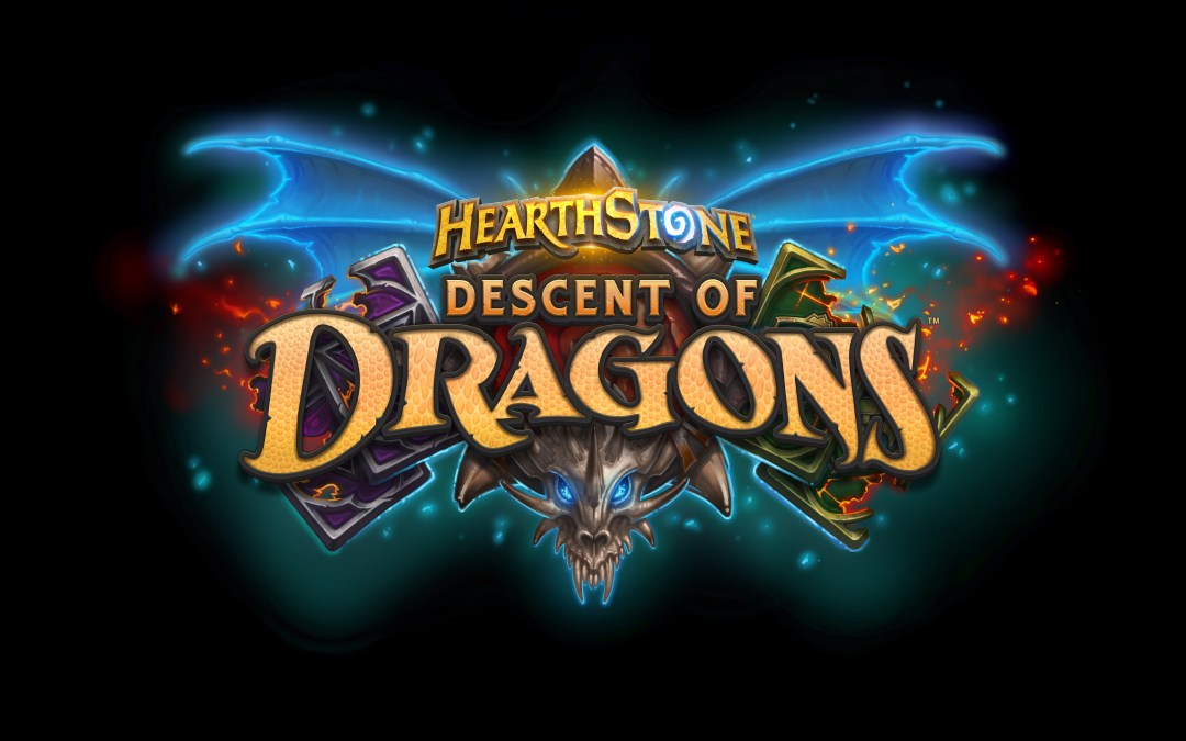 Hearthstone Players Take to the Skies in Descent of Dragons