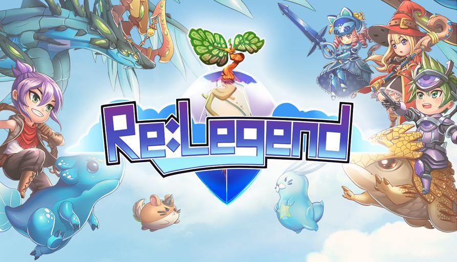 505 Games and Magnus Games Reveals Biggest Content Update for Re:Legend