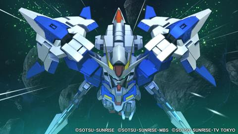 New DLC for SD GUNDAM G GENERATION CROSS RAYS is now available