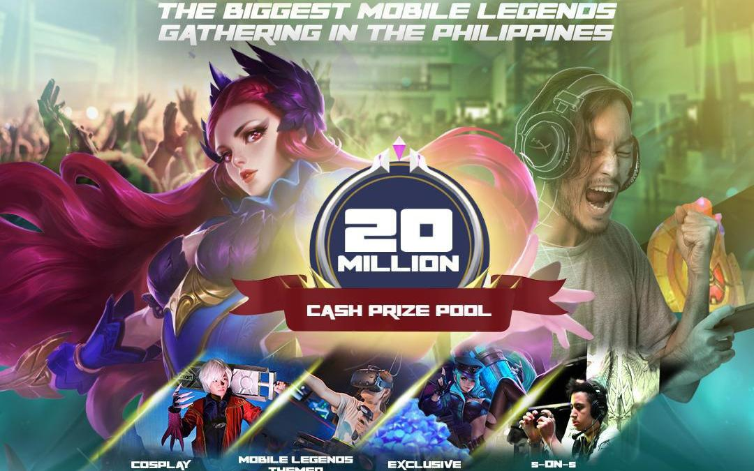 Smart powers Siklab Saya, the biggest Mobile Legends event in PH