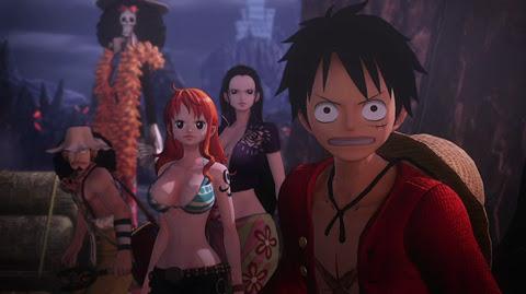 Big Mom & Kaido joins ONE PIECE Pirate Warriors 4