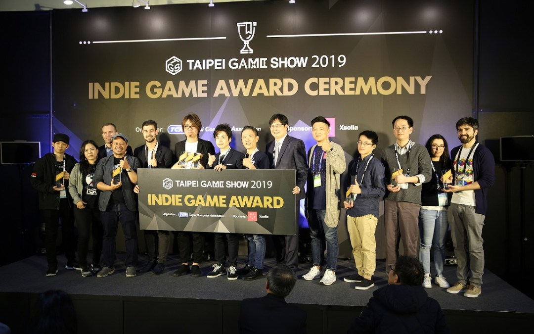 Taipei Game Show 2020 Released the Finalists of Indie Game Award