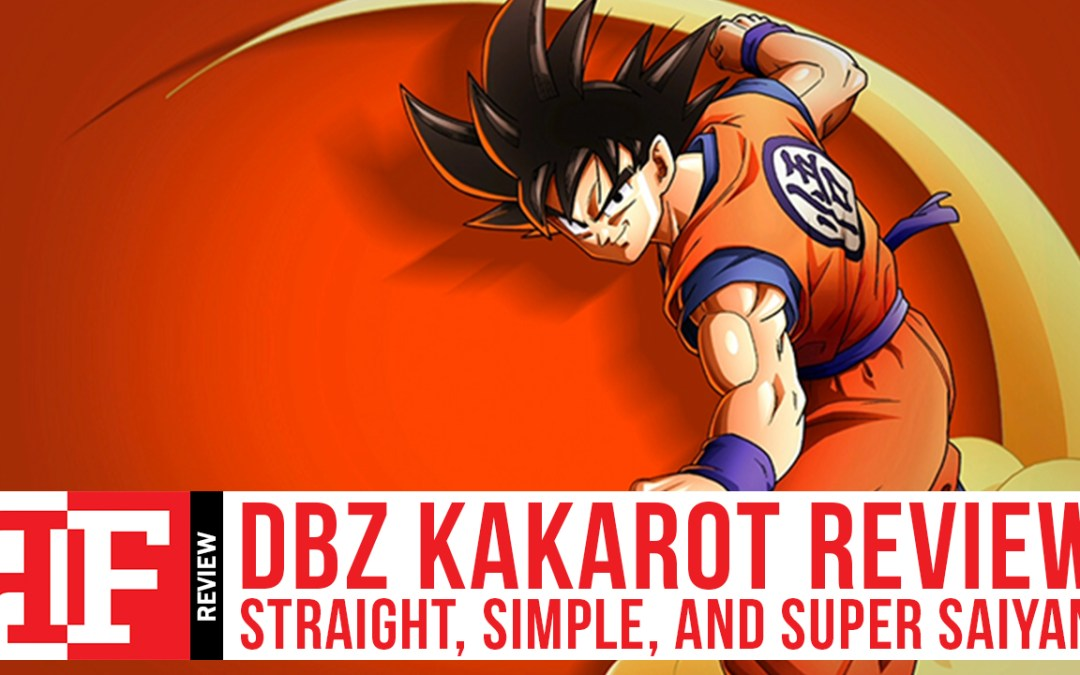 Dragon Ball Z Kakarot Review: Simple, Straight, and Super Saiyans