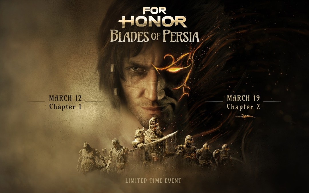The Prince of Persia Invades For Honor