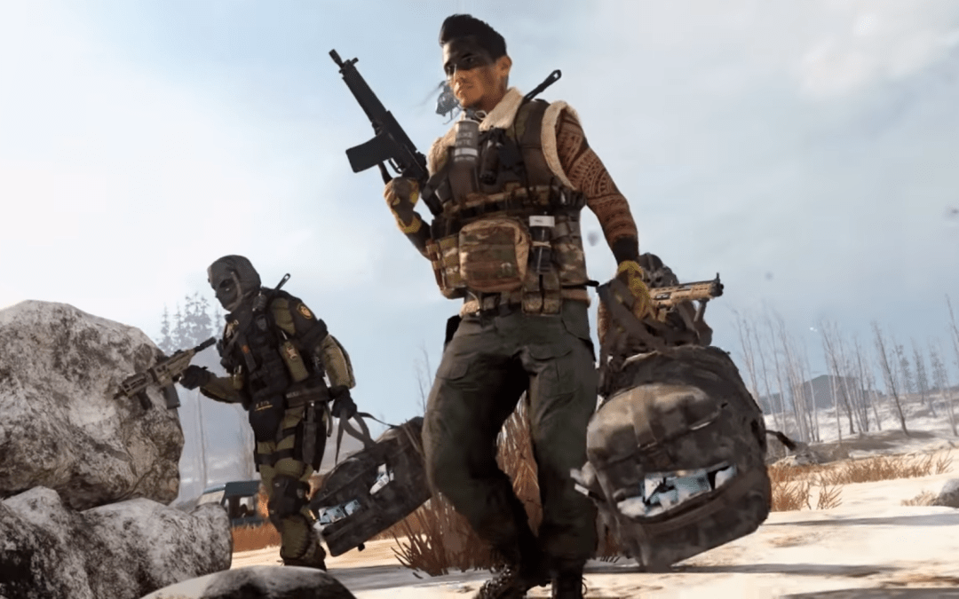 Call of Duty Warzone's Plunder mode could be the most enjoyable Battle Royale spinoff