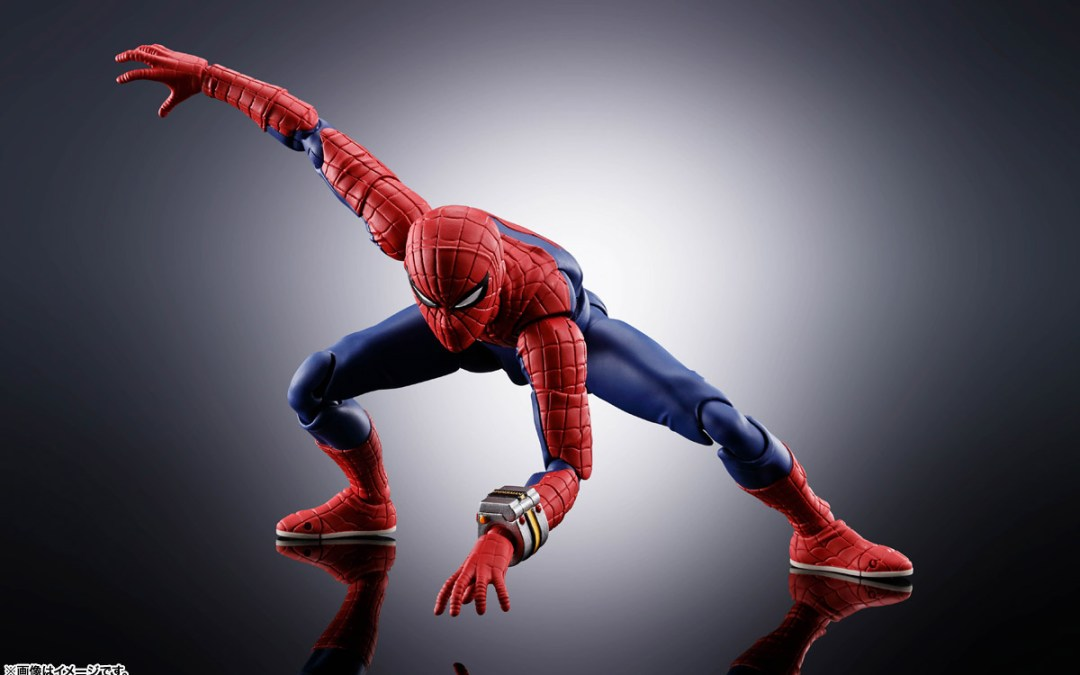 Yes, We are finally getting a Toei Spider-Man Action Figure