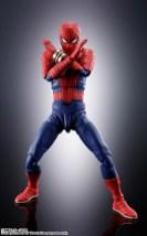 sh figuarts toei spider-man