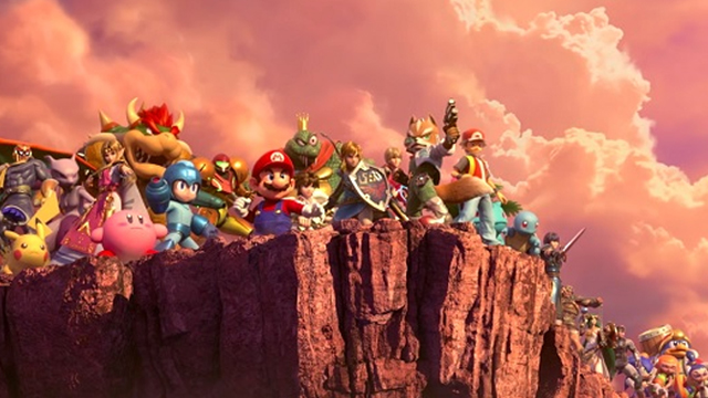Smash World Tour for Ultimate and Melee announced