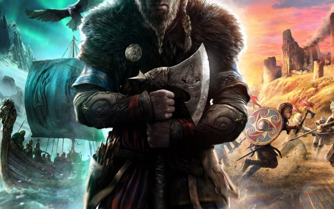 Ubisoft Announced Assassin's Creed Valhalla to be Fully Revealed Tonight