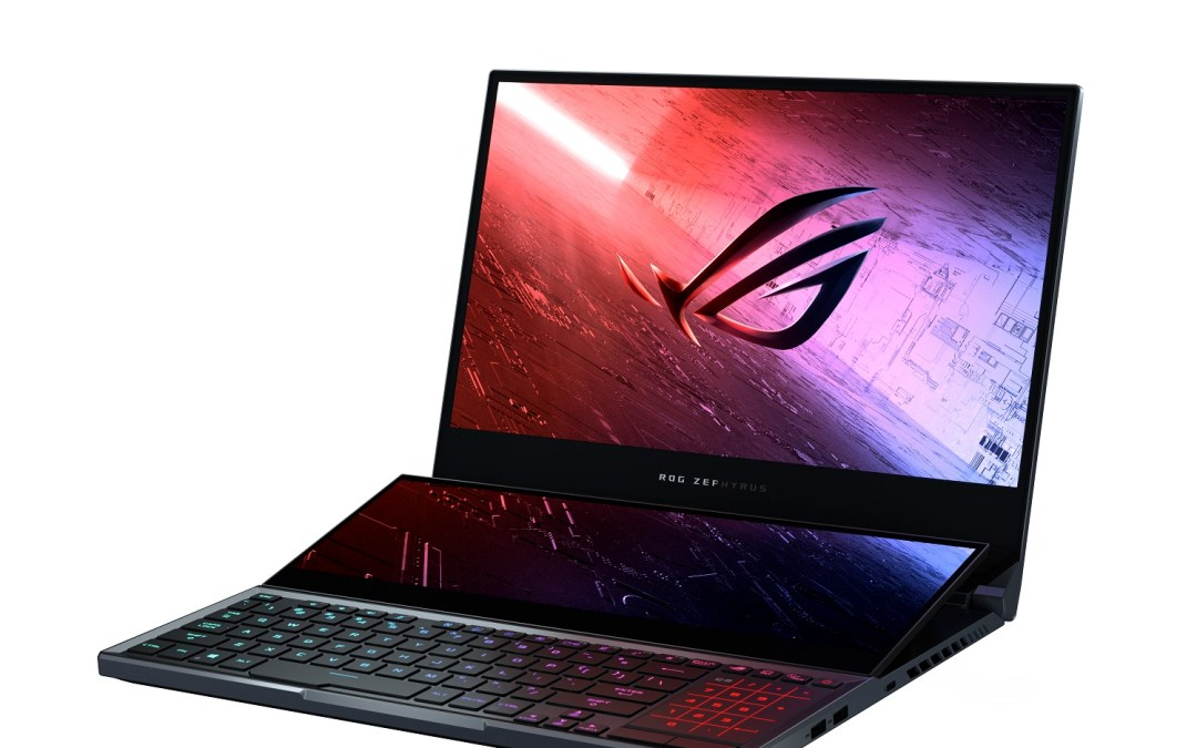 Republic of Gamers Announces New Gaming Laptop Lineup Powered by 10th Gen Intel Core CPUs