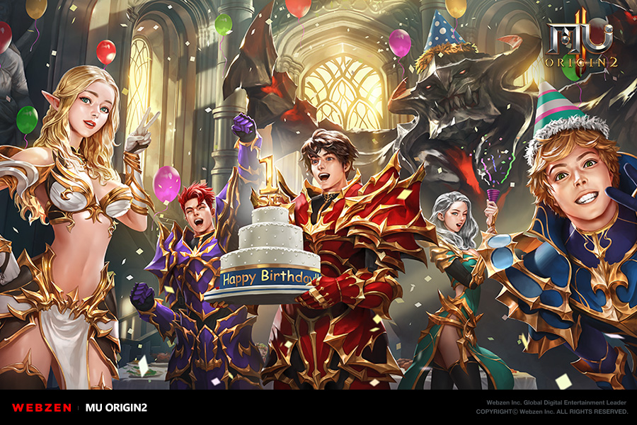 MU ORIGIN 2 Celebrates its 1st Anniversary with Special Events