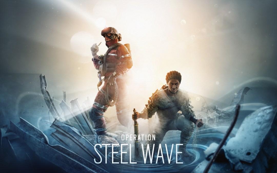 Tom Clancy's Rainbow Six Siege Reveals Operation Steel Wave