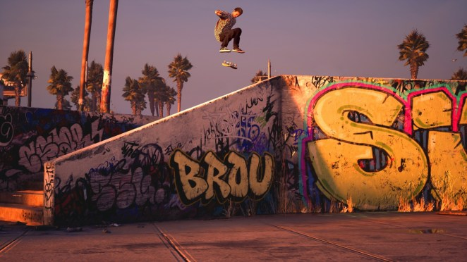 Tony Hawks Pro Skater 1&2- Reveal Screenshot (2)