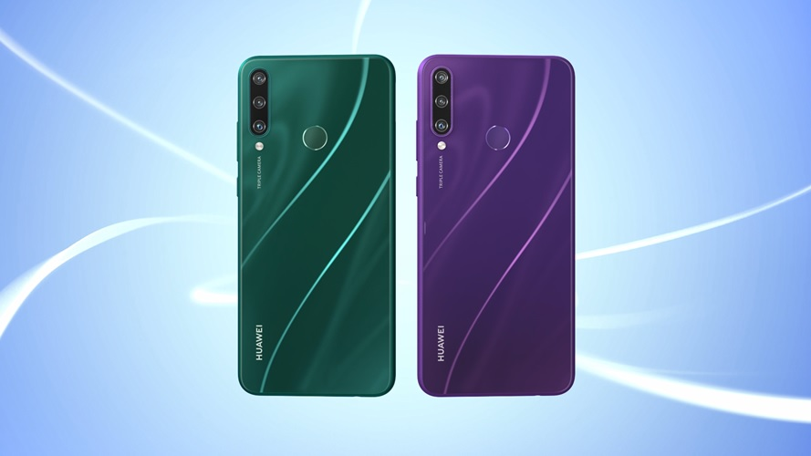 Youthful Flair and Power: Huawei Launches Brand-New Y Series