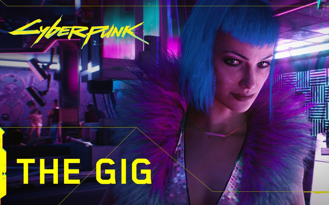 More Details about Cyberpunk 2077 with the New Trailer