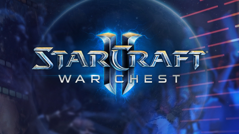 StarCraft II War Chest is Now Available