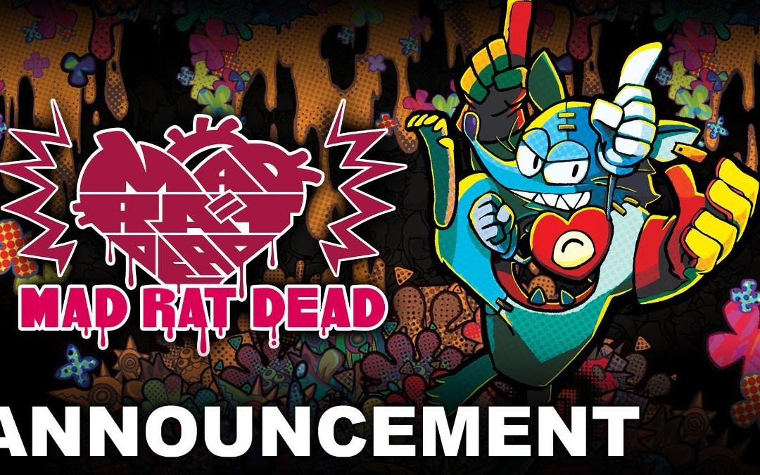 Rhythm Platformer Mad Rat Dead will Launch this Fall