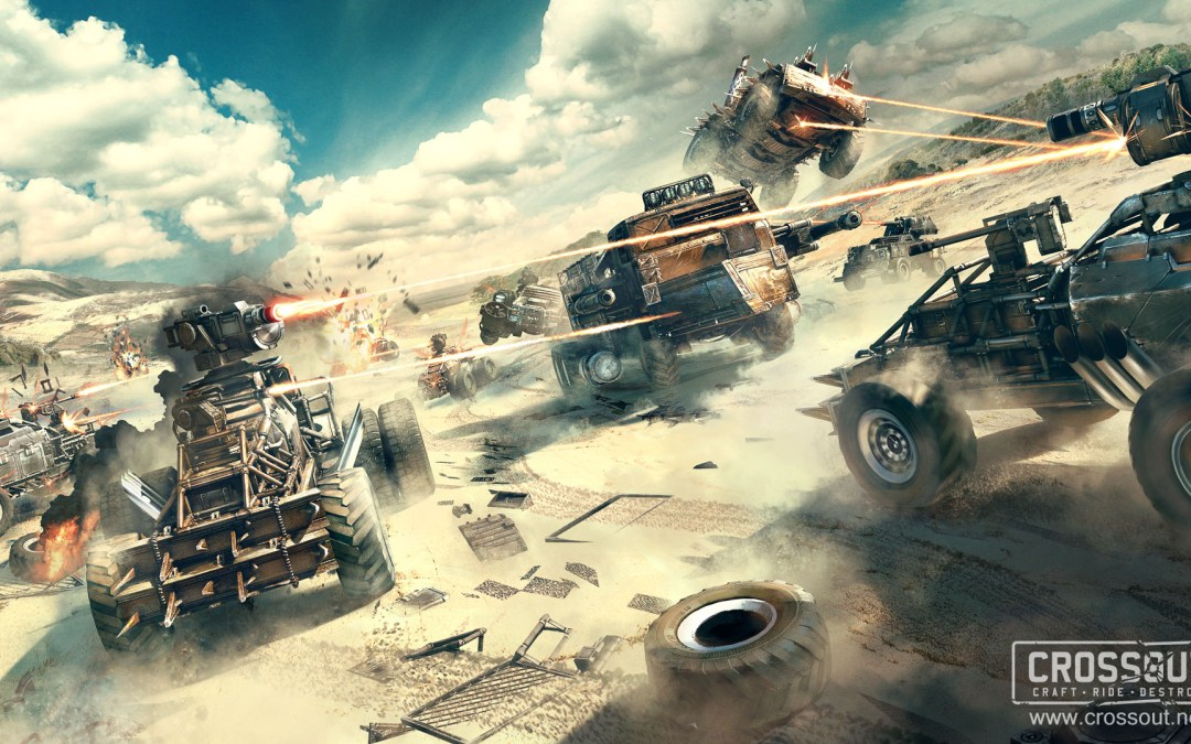 Crossout Celebrates SEA Launch With Major Content Update
