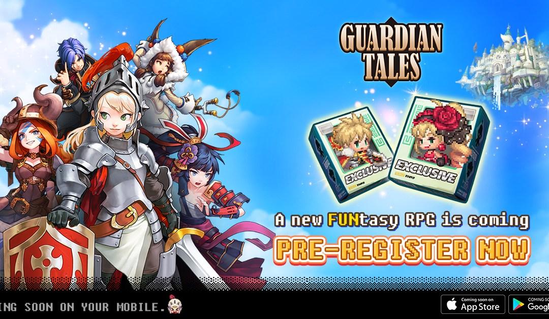 Guardian Tales Starts its Pre-Registration
