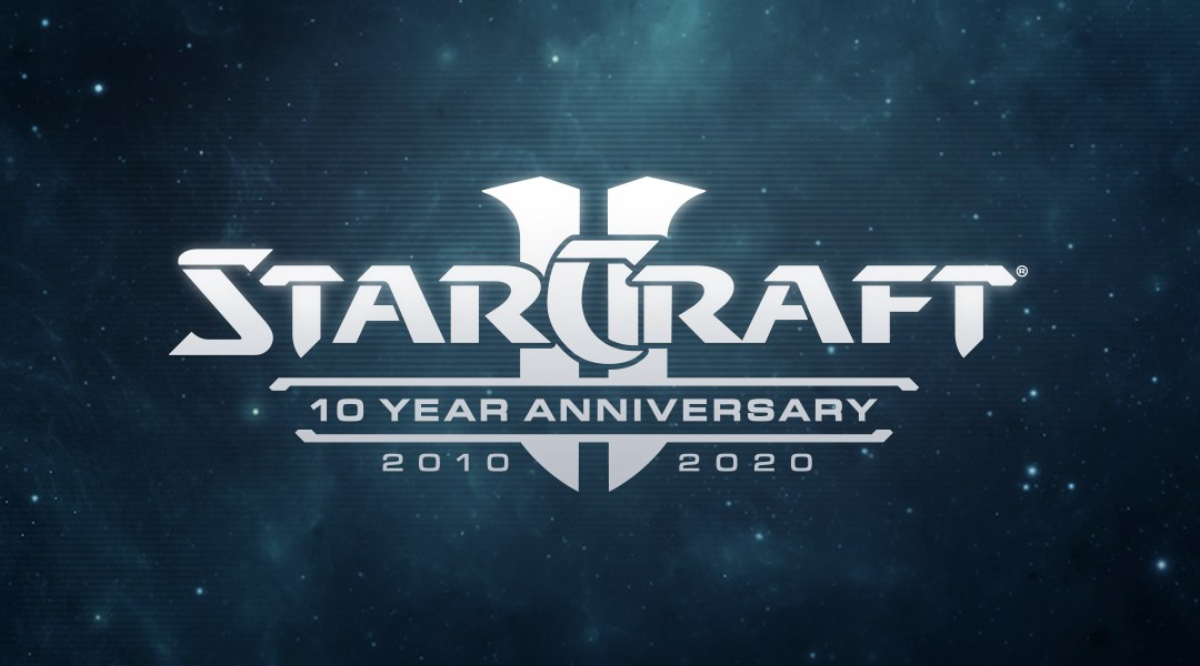 Celebrate a decade of StarCraft II with our 10th Anniversary Update
