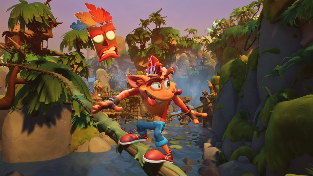 Crash Bandicoot 4: It's About Time Drops Game Demo Next Week!