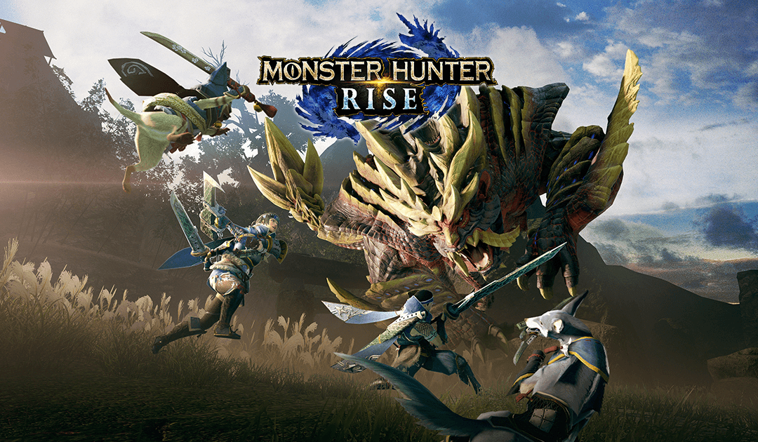 MONSTER HUNTER RISE Now Available on Nintendo Switch