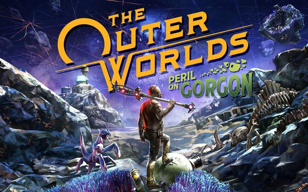 The Outer Worlds: Peril On Gorgon Expansion Gameplay Video