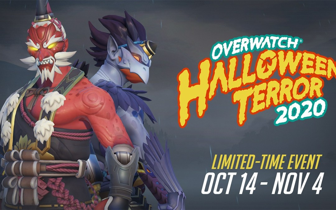 Overwatch Halloween Terror 2020 and Nintendo Switch Free Trial/Sale Now Live