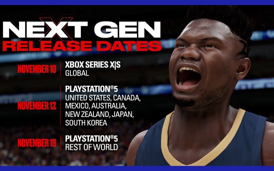 NBA 2K21 Delivers a Jaw-Dropping First Look at Next-Gen Gameplay