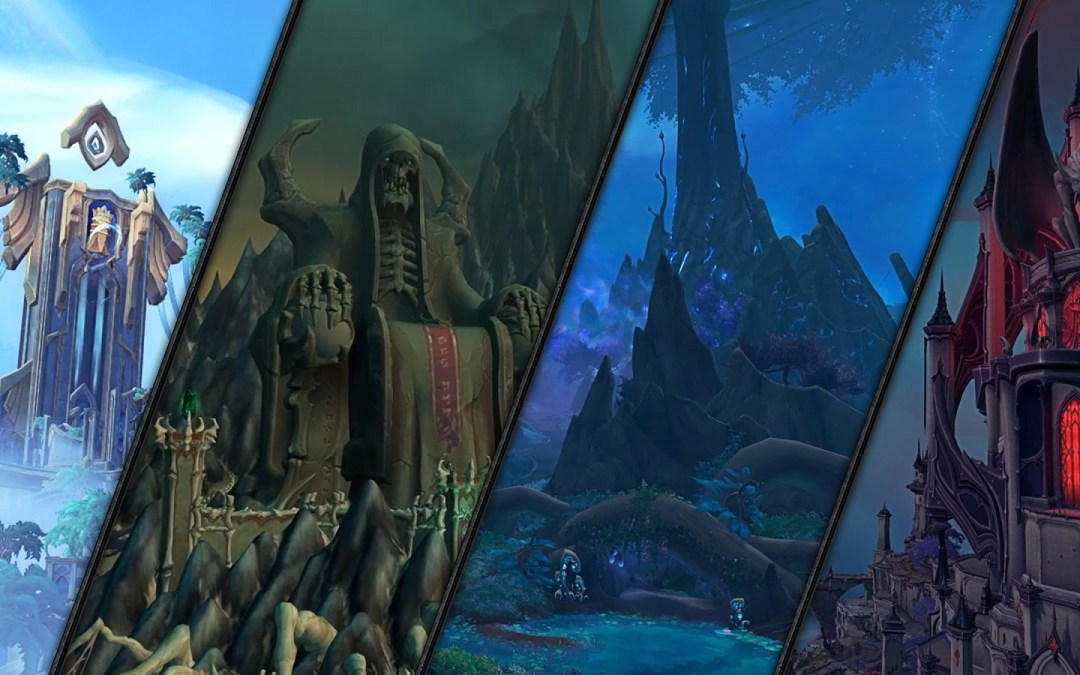 World of Warcraft: Shadowlands Arrives November 24
