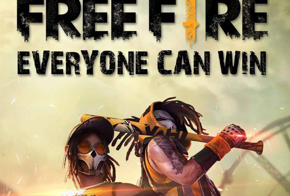 Join the Free Fire Everyone Can Win Promo for a Chance to Win Lazada Vouchers and Huawei Devices