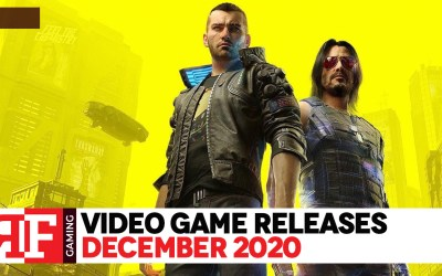 Video Game Releases: December 2020