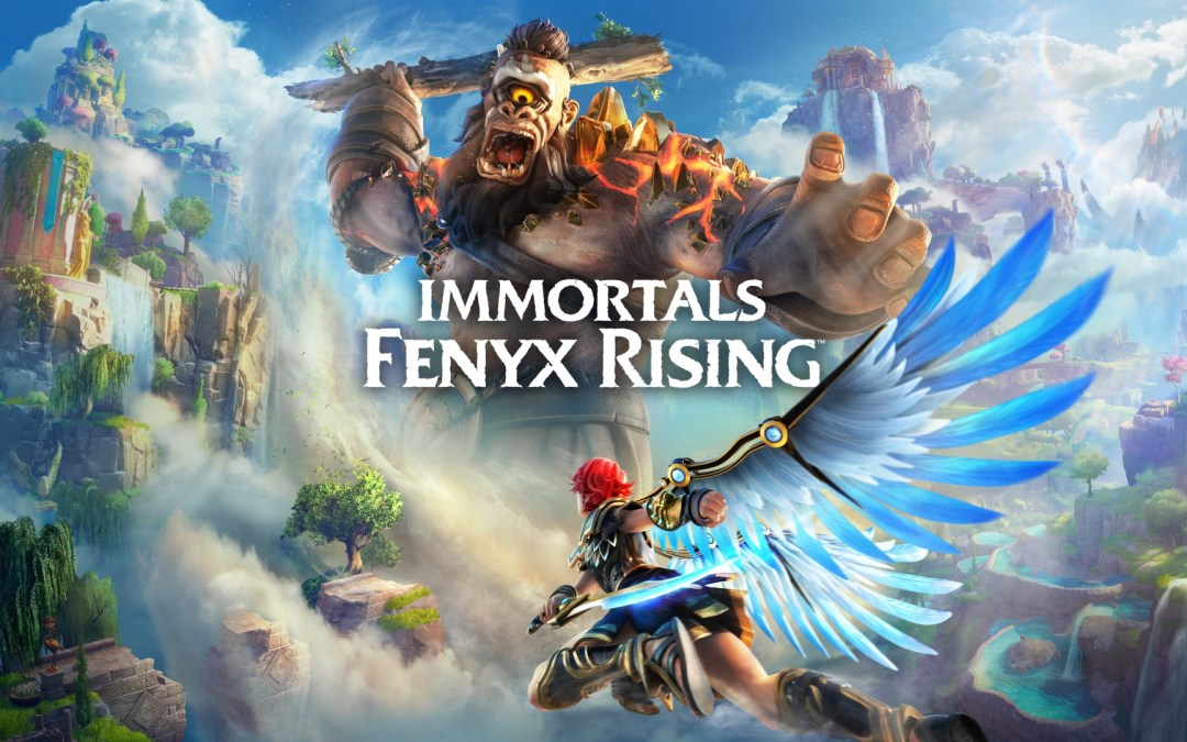 Immortals Fenyx Rising is Now Available