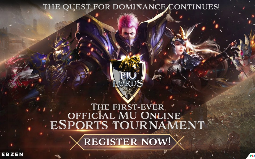 PlayPark Announces MU Lords: The First Esports Event for MU
