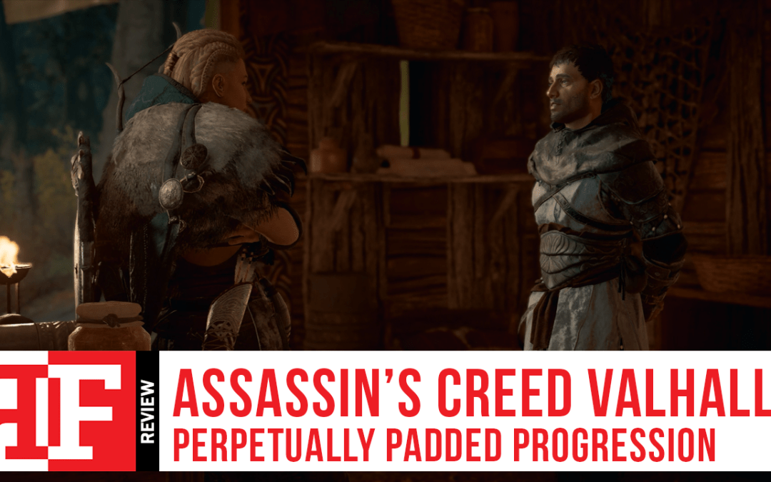 Assassin's Creed Valhalla Review: Perpetual Padded Progression