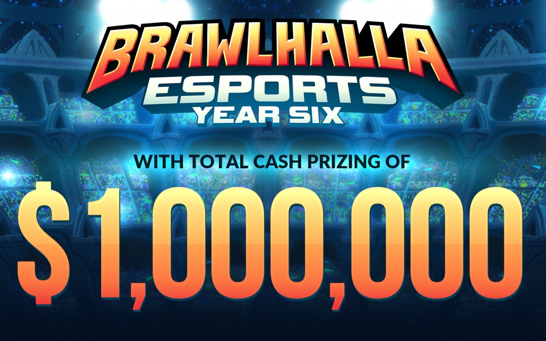 Ubisoft Reveals the 2021 Brawlhalla Esports Program, Featuring a 1 Million Dollar Total Prize Pool