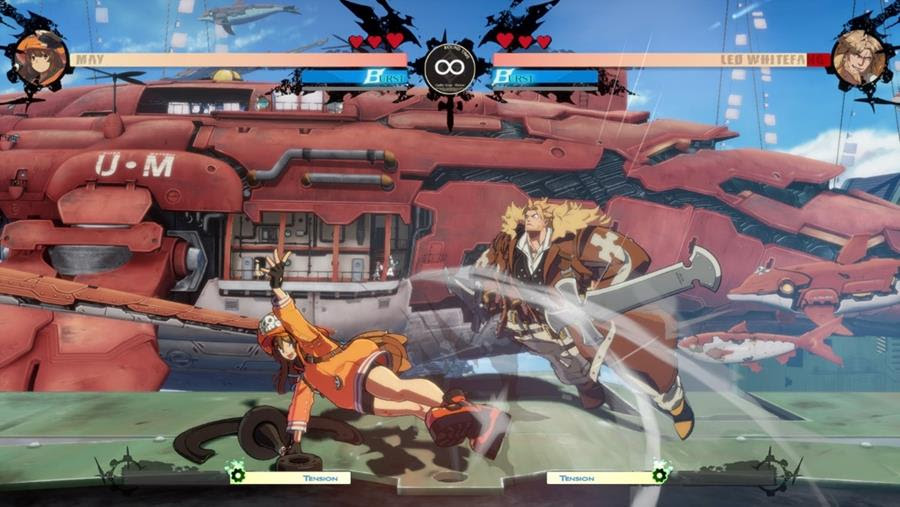 Join the Guilty Gear -Strive- Open Beta from February 19 to February 21