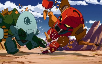 Why you should be watching Gurren Lagann