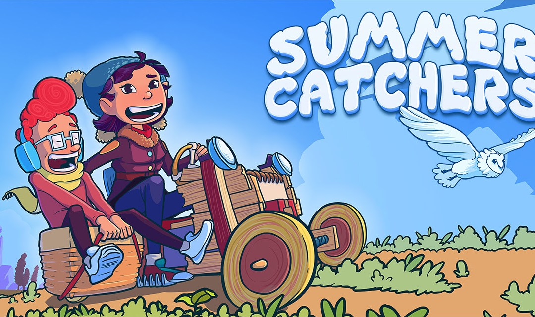 Road Trip Adventure Summer Catchers Hits Nintendo Switch on February 11