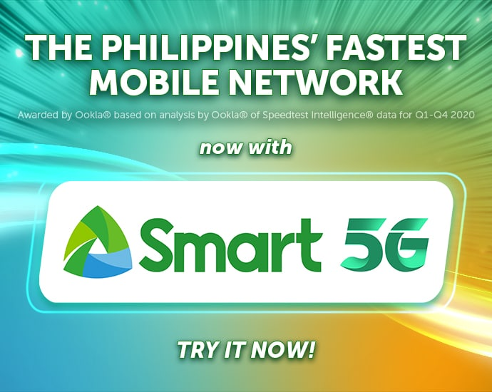 Smart makes it easier to enjoy PH's Fastest 5G via Waze Pins