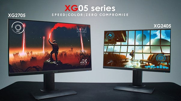 ViewSonic Expands its IPS Gaming Monitor Lineup with their Elite, XG and VX Series